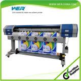 1개의 Epson Dx5 맨 위 1440dpi 해결책 Eco 용해력이 있는 잉크 제트 도형기에 1.6m