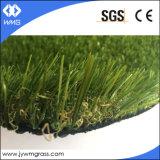 Het goedkope Decoratieve Appelgroene Kunstmatige Gras van de Prijs voor Balkon