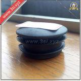 Visser le bouchon rond en plastique noir pour l'étagère (YZF-H311)