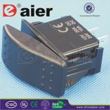 Interruptor 20A 24V Wterproof Automotive Rocker / Interruptor marina del barco Rocker