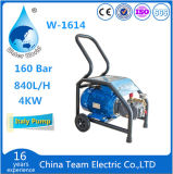 Maschine des Bierflasche-waschende Geräten-150bar