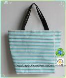 O saco laminado não tecido dos PP laminou saco relativo à promoção o saco de empacotamento laminado do Tote