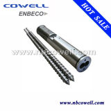 Zufuhr Screw Barrel für PVC Processing
