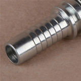 90o GB Metric Female Flat Seat Hydraulic Hose Fitting