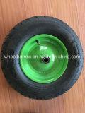 Landwirtschaftliche Hilfsmittel-haltbarer schwarzer Schubkarre-Reifen 4.00-8 mit preiswertem Preis