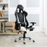 賭博の椅子PU革人間工学的デザインコンピュータの椅子の競争