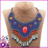 De Boheemse Toebehoren van het Kledingstuk van de Kraag van de Manier van het Lint van de Halsbanden van de Parel van Kleuren Etnische