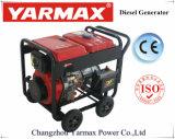 Двойственная функция 230V 8.7A Ym6500eaw генератора заварки старта Yarmax электрическая