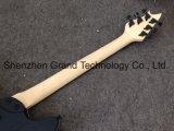 Puente Floyd Rose estilo Evh guitarra eléctrica en negro mate (EVH-5)