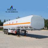 タンカーボディオイルガソリン液体の記憶の燃料の輸送のトレーラーを引っ張る半トラック
