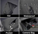 屋外の防水防風ハンチングコートの戦術的なHoodieのジャケット