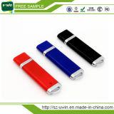 Привод вспышки USB высокого качества пластичный при напечатанный логос