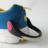 Seguridad en los deportes de señal de luz LED de zapatos de tacón de Clip