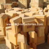 Briques d'argile réfractaire réfractaires de poids léger pour des fourneaux