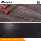 Madera profunda piso vinílico de PVC en relieve, Wholesales fábrica directa piso PVC