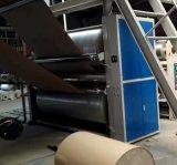 Karton-Maschine-Gewölbte Pappe, die Fließband bildet