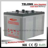 2V200ah batería de gel de larga vida de energía solar