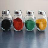 Ceramische Pigment van het Oxyde van het Ijzer van de Goede Kwaliteit Fe2o3/Fe3o4 van de Verkoop van China het Hete Anorganische voor de Vlek en het Beton van de Glans