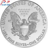 De alta calidad personalizado nos creativo prueba redonda Coin