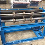 Máquina simple de Sliter de la hoja de acero con las láminas ajustables