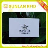 13.56MHz smart card plástico da impressão RFID com microplaqueta de MIFARE