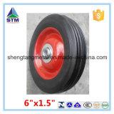 Rubber solido Wheel per Wheel Barow Wb6400
