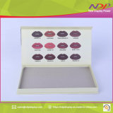 Angepasst worden für Lippenstift Lipgloss verpackenden Papiergeschenk-Kasten