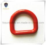 Protection contre les chutes en acier inoxydable forgé anneau en D