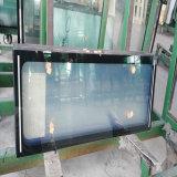Haute qualité Congélateur Les portes en verre à haute efficacité énergétique