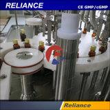 Personalizar las botellas de vidrio Máquina Tapadora de llenado de líquido