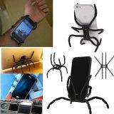 Accesorios flexibles del teléfono del sostenedor del apretón de la araña portable de la creatividad