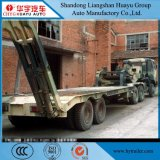 Militärgeräten-niedriger Bett-halb Hochleistungsschlußteil für Becken/gepanzertes Fahrzeug/Exkavator/Engineering Fahrzeug-Transport
