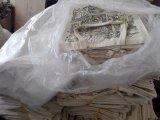 Compras promocionales de la talla grande bolso natural del algodón de 8 onzas