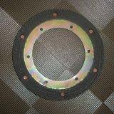 Plaque de garniture de disque de frein pour le moteur électrique de la grue à tour 51.5kw