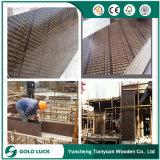 Madera contrachapada del encofrado de la buena calidad para el edificio/la construcción