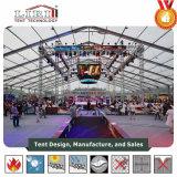 Transparentes grosses Festzelt-Zelt des Dach-Deckel-Aluminium-50m für Ereignis