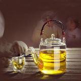 De klassieke Ketel van de Thee van de Pot van de Thee van het Glas van Juicer van het Water van het ontwerp van het Hof Dagelijkse
