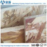 Barato de alta qualidade Oriented Strand Boards OSB de mobiliário