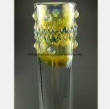 tubo di vetro di vetro di ripristino dell'olio del filtrante del tubo di fumo 15.74-Inch