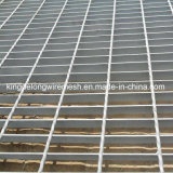 Barra d'acciaio galvanizzata del TUFFO caldo che gratta per il pavimento (kdl-133)