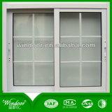 Projet mondial de la construction partenaire fournisseur de la fenêtre Ouvrir la fenêtre Casemetn en aluminium double à un prix d'usine 6mm+12+6mm vitrage fenêtre en aluminium