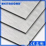 Лист плиты перегородки алюминиевый пластичный составной с покрытием полиэфира