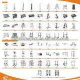 Fitness Equipment/Storage Rack/ Vertical Dumbbell Rack/Gym Dumbbell Rack