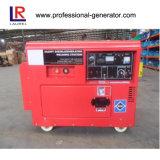 générateur diesel silencieux de la soudure 5kw