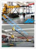 10t10m Hydraulic Telescopic Marine Crane