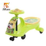 Carro mágico do carro da torção do bebê do carro do balanço do miúdo para que os miúdos montem sobre