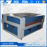 Papier laser CO2 en cuir Machine de découpe laser de tissu de la faucheuse