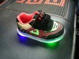 Дети светодиодный индикатор обувь, светодиодный индикатор обувь, индикатор работает обувь, спортивную обувь, 5000пар