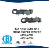 Steun 86513-A7000 86514-A7000 van de Bumper van KIA K3 Cerato 2014 de Voor en Achter