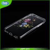 Het buitensporige Geval van de Telefoon van de Douane TPU van het Ontwerp Mobiele voor iPhone 6 Glashelder Geval